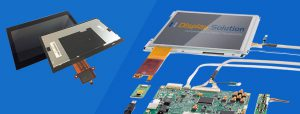 Display-Kits Touchscreens Touch TFT