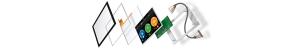 Evervision TFT Displays und LCD Panel Lösungen auch mit Touchscreen
