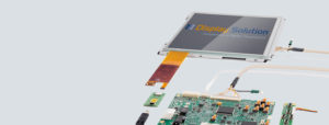 TFT Display Kits und Total Solution Touchscreen Displays