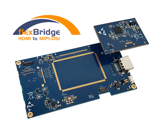 HDMI to MIPI-DSI Interface Adapter Board
