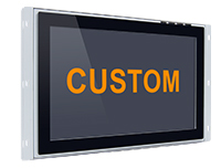 Kundenspezifische Custom customized Open Frame Monitor