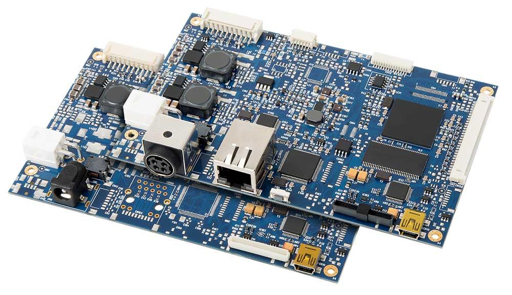 LAN USB 2.0 TFT Controller Board Ansteuerung