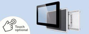 Open Frame Monitore und Touchscreen Einbaumonitore