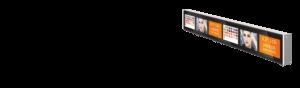 POS digitale Werbung für Kundenerlebnis