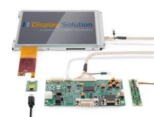 Industrie TFT Display Kit